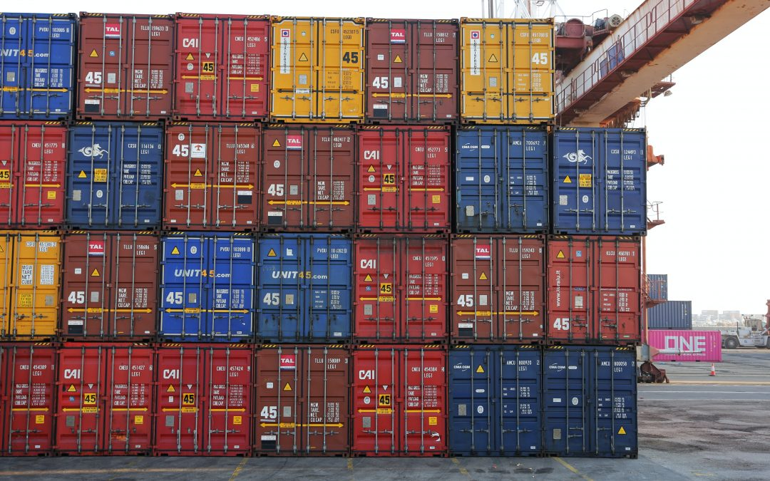Shipping Containers: The Most Common Types and Sizes